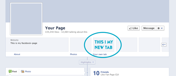 Facebook iFrame Tab Tutorial How-To